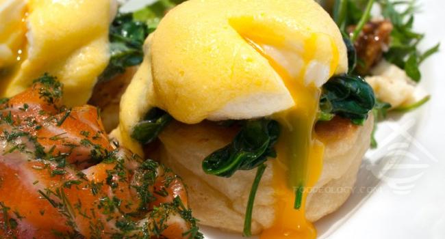 空中的早午餐——Weekend Brunch @ Salt Grill & Sky Bar [新加坡]