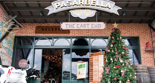 欧式小资市场PasarBella之美食推荐 [新加坡]