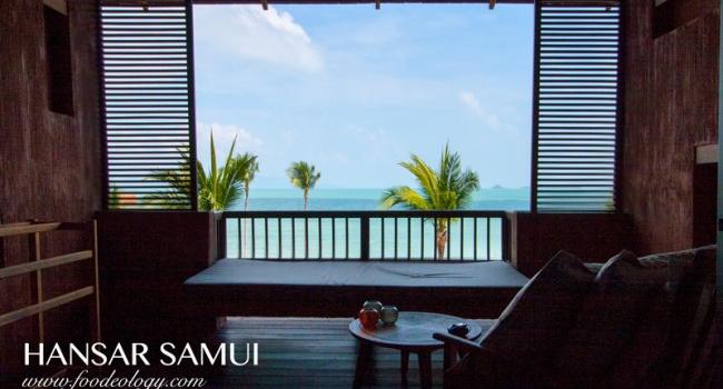 Hansar Samui in Koh Samui Thailand – Room and Facilities | 汉沙苏梅岛度假酒店の客房与设施 [苏梅岛]