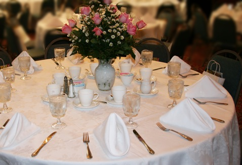 Order in Banquets