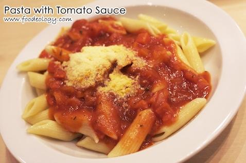 IKEA_Pasta with Tomato Sauce