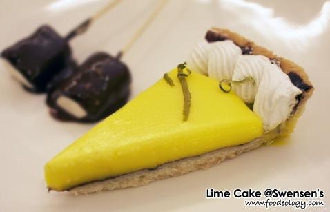 Lime Cake_Swensen's