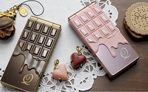 chocolate handphone