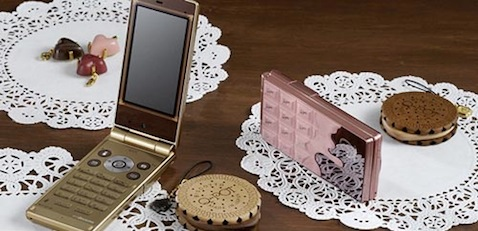 Chocolate Handphone 2