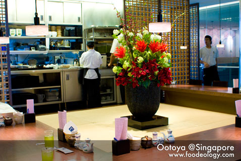 Ootoya Orchard Central Singapore