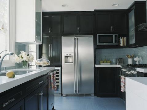 kitchen-color-black-white