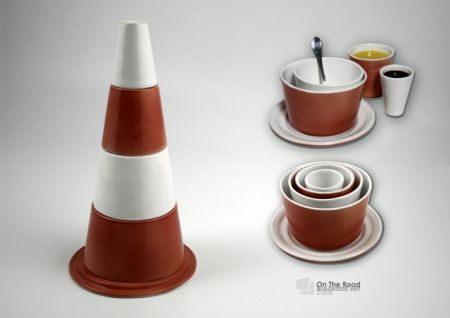 roadblock cups