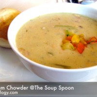 Boston Clam Chowder_The Soup Spoon