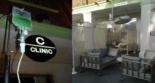 The Clinic ground floor