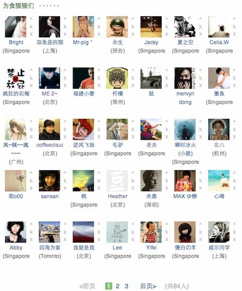 douban group members