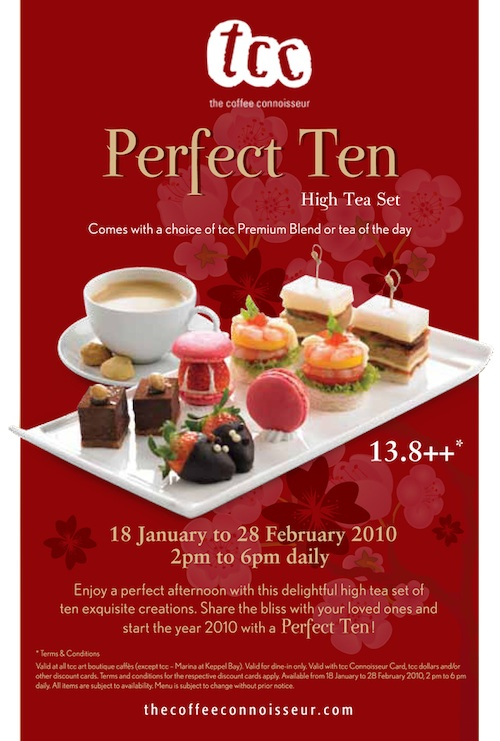 tcc-Perfect Ten High Tea Set