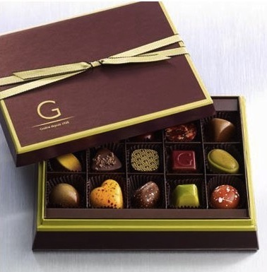 "Godiva ""G"" Collection"