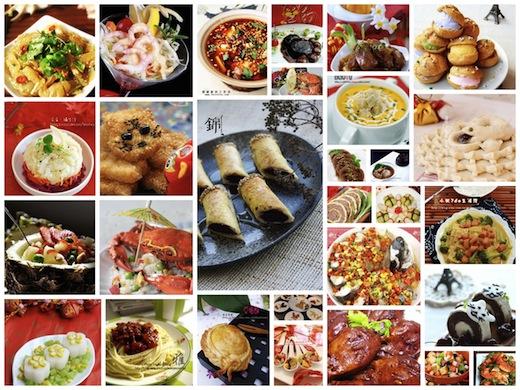 2010新浪美食博客的年菜钦点