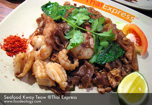 Seafood Kway Teow Thai Express