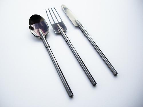 soil cutlery set