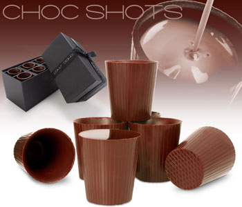 choc shot glasses