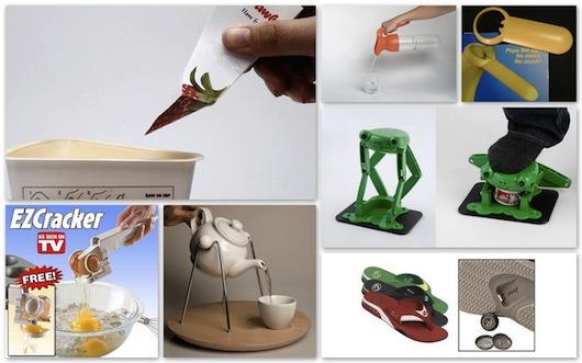 unnecessarily creative kitchen gadgets