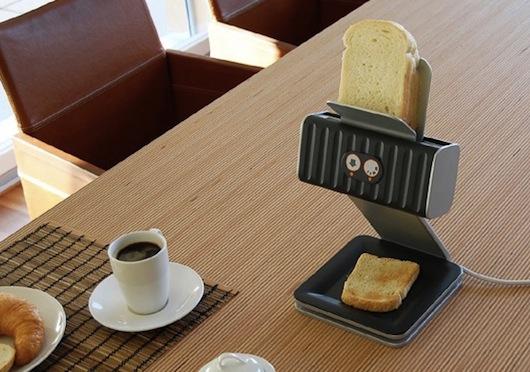 Printer Toaster