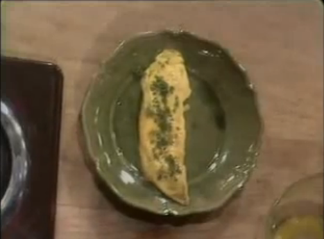 The Perfect Omelette-Julia Child