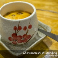 Chawnmushi_Standing Sushi Bar