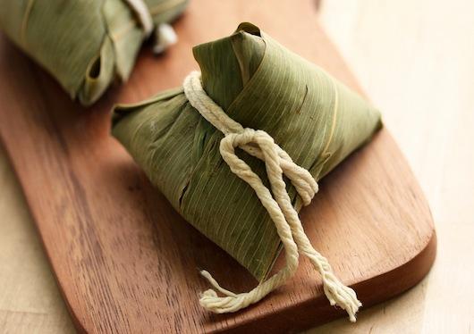Chinese Rice Wrap