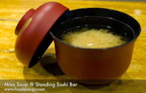 Miso-Soup_Standing Sushi Bar