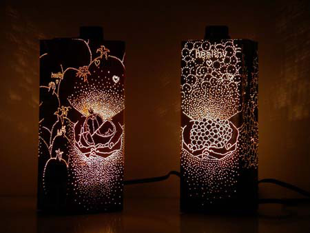 Packaging Lights by Anke Weiss