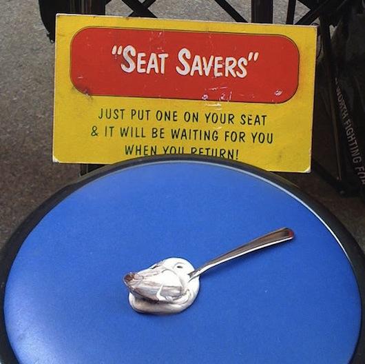 seat saver