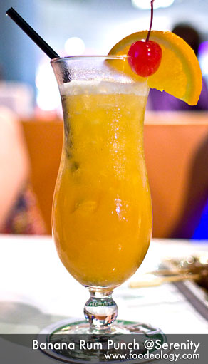 Banana-Rum-Punch