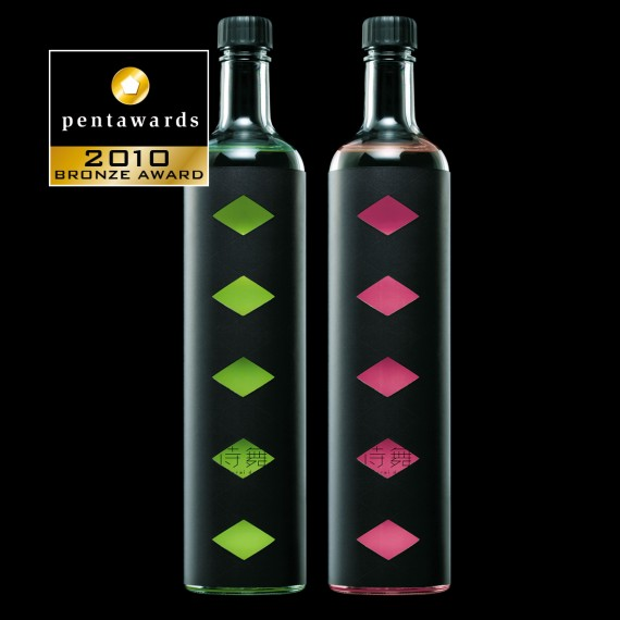 Bronze Pentaward 2010 Beverages Spirits