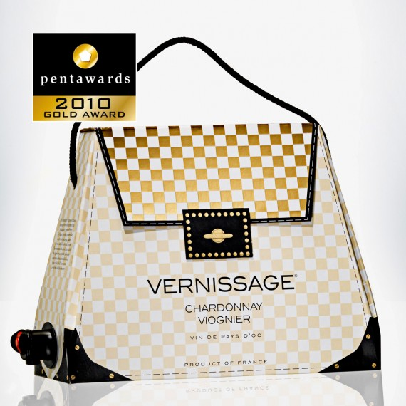 Gold Pentaward 2010 Beverages Wine as bag-in-box