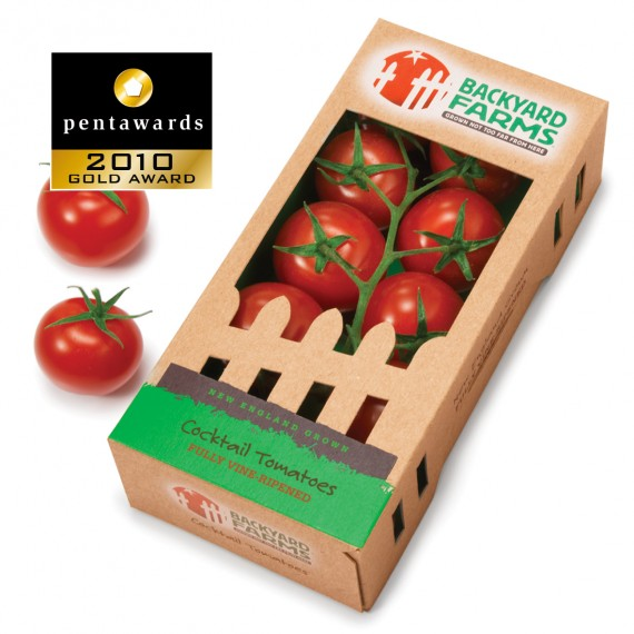 Gold Pentaward 2010 Food Fruit and vegetables