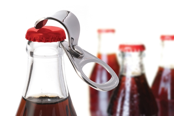 易拉罐拉环开瓶器
