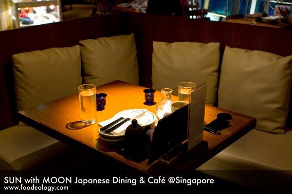 SUN with MOON Japanese Dining & Café