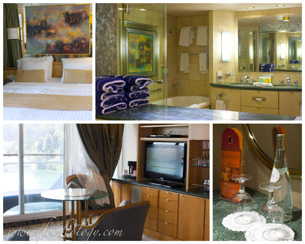 Royal Caribeean Cruise Owner's Suite