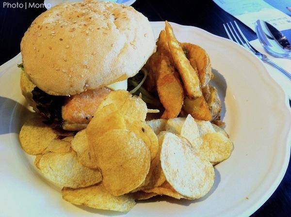 salmon burger macau macao