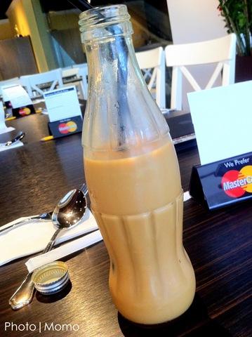 鸳鸯奶茶 Macau Macao