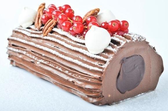 Flourless Chocolate Logcake_Cedele