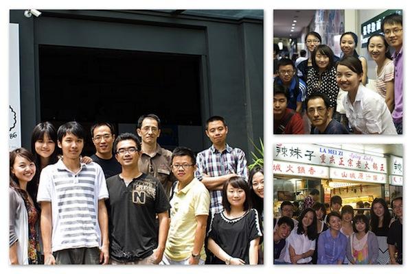 Foodeology Gatherings 2010