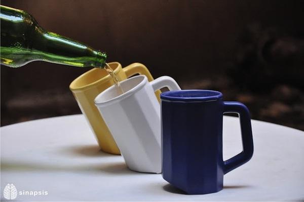 Cerve-cero beer mug