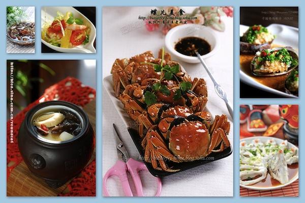 2011年菜海鲜类