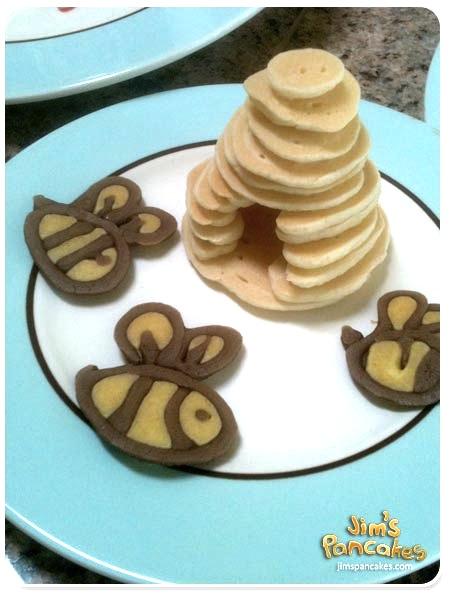 beehive-pancake