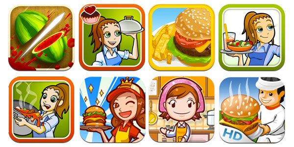 Food-Game-Apps