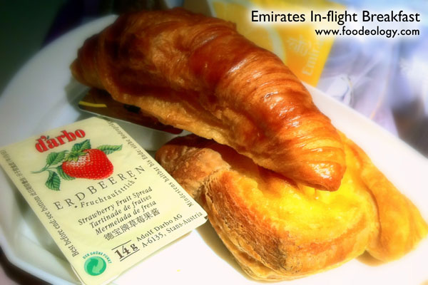 breakfast pastry emirates