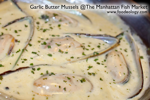 Garlic-Butter-Mussels