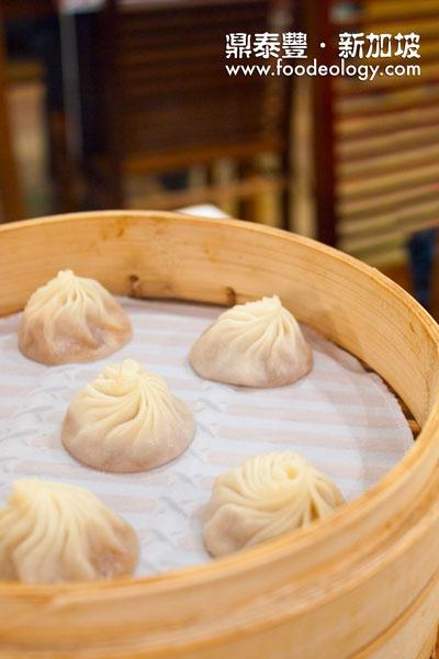 xiao long bao din tai fung singapore