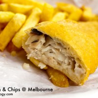 lorne fish and chips