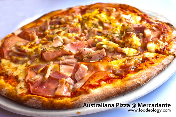 Australiana Pizza