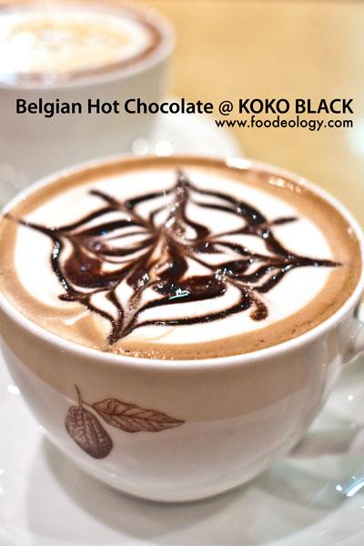 Belgian Hot Chocolate Recipe — Dishmaps