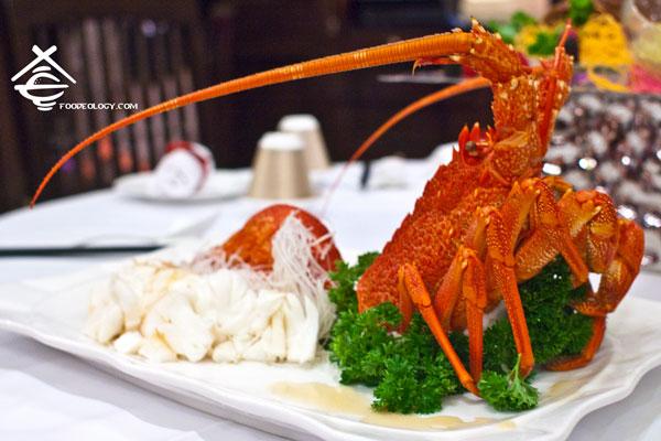 潮式冻龙虾